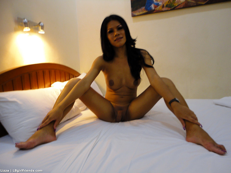 Amateur TGirl Lizza 1st Time Photos
