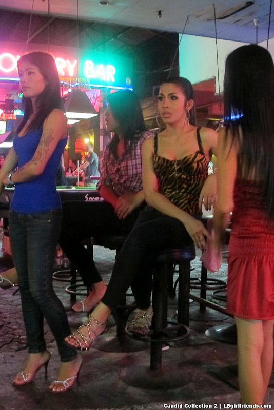 Bangkok Street Sluts With Cocks Between Their Voluptuous Legs