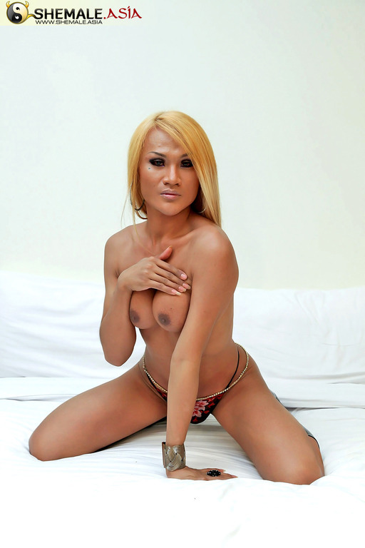 Dirty Domme Tranny Mistress Pamela Wanks Off