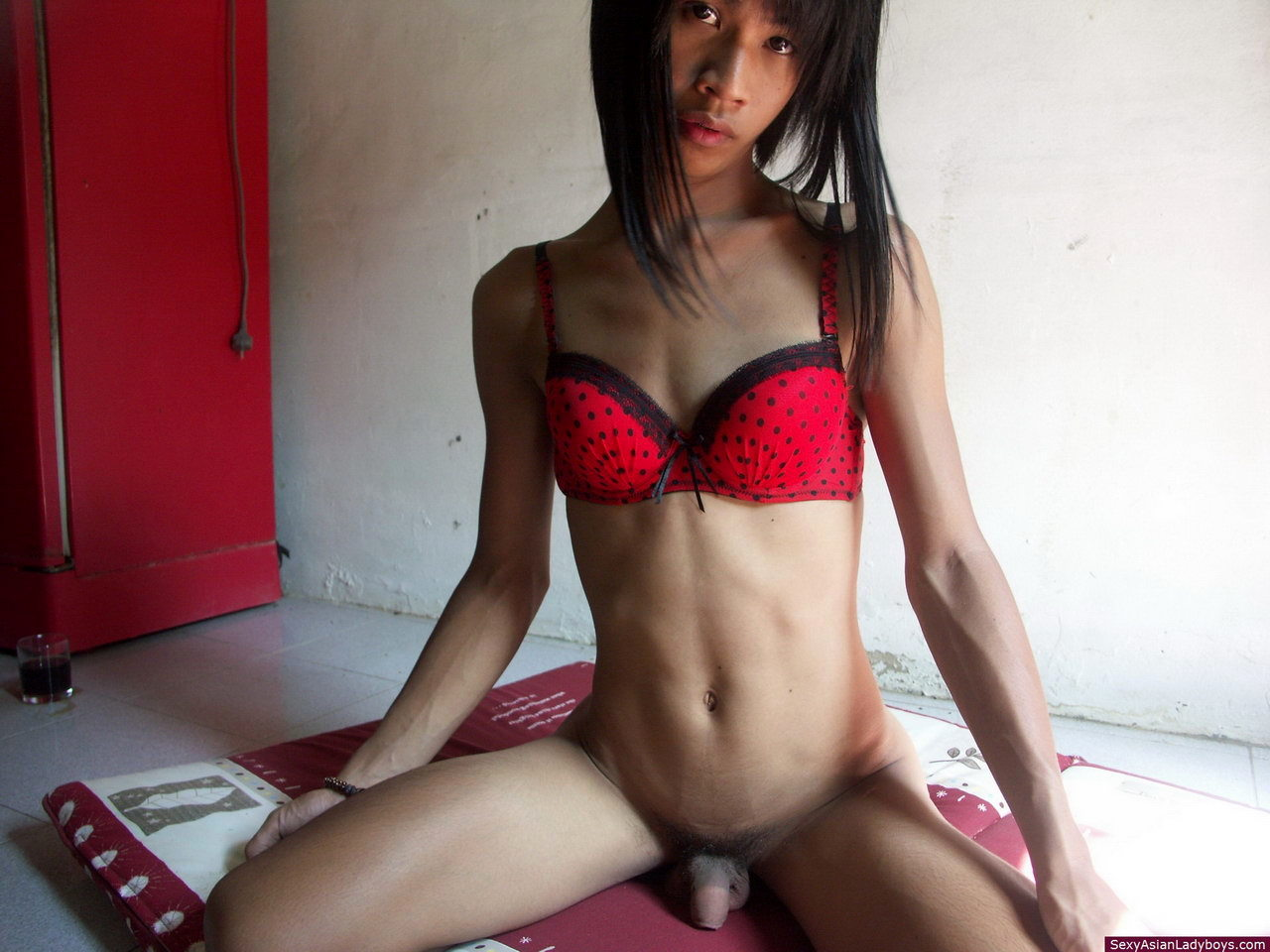 Enjoy Your Erotic Vacations With This Romantic Asian TGirl