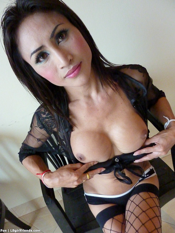 Enormous Boobs And Stockings