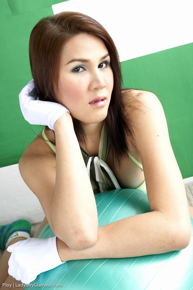 Green Panties Girl