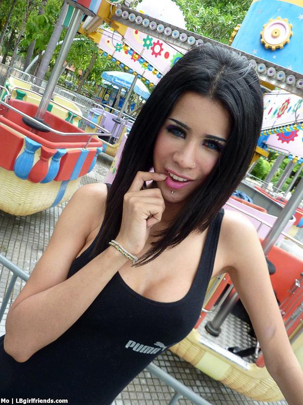 Hot Asian Femboy Picked Up In Pattaya Park
