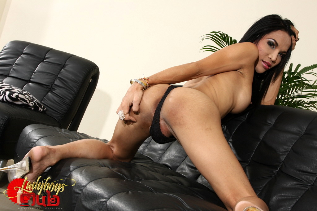 Hungry Hottie Fay Strips & Wanks