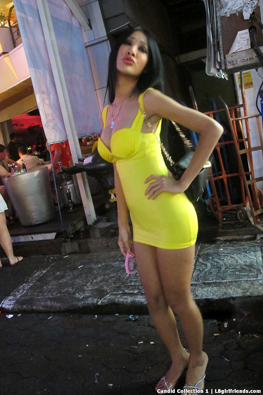 Inviting Thai Transexuals From Pattaya Streets