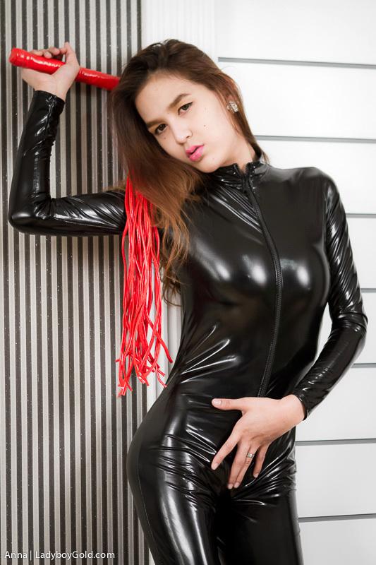 Latex T-Girl