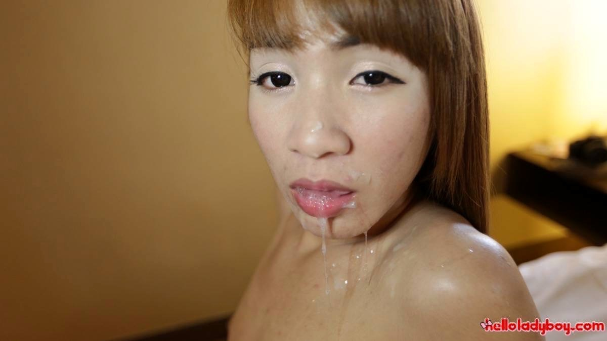 Little Tits Asian Transexual With Hairy Penis Desires Ass-Hole Banging