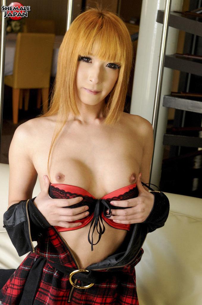 Lovely Redhead Airi