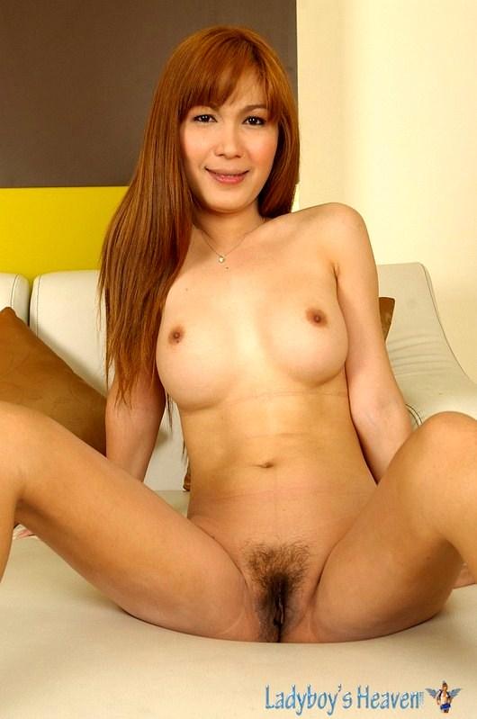 Post Op Jib Opens Her Tgirl Pussy