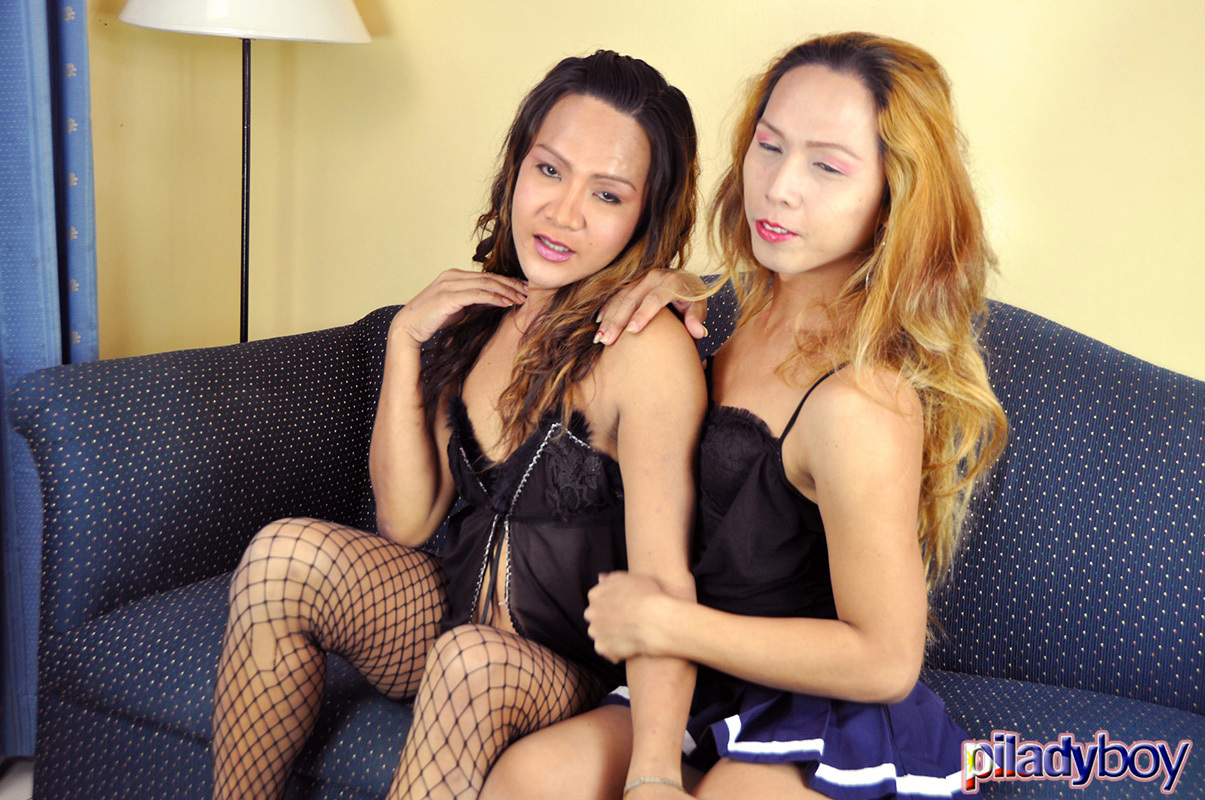 Rough Eating Dick And Nailing With Francine And Tonette!