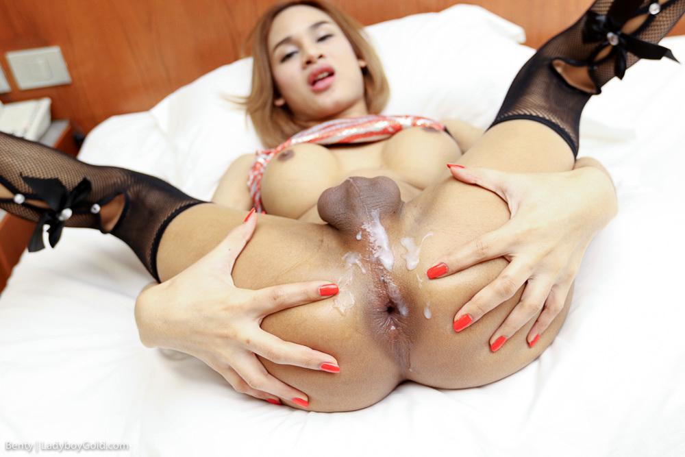 Shiny Skirt Cream Pie