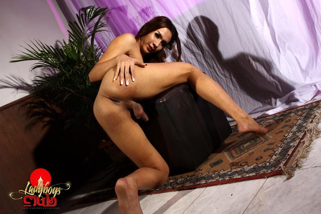 Splendid TS Rub's Her Juicy Penis