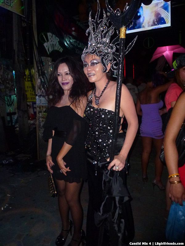 Street Bitches From Bangkok