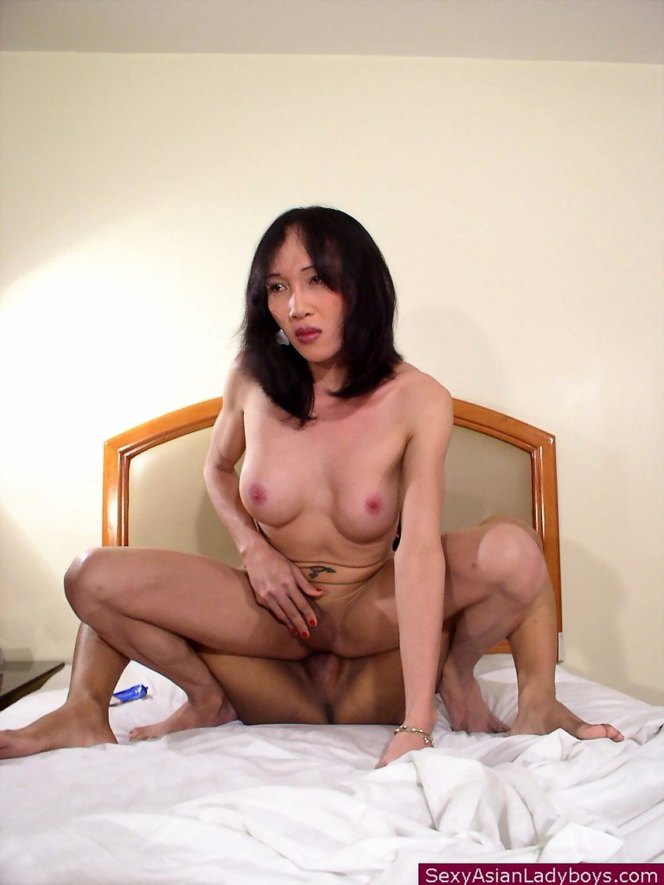 Two Tgirls Playing With Sex Toys Before Nailing Each Other