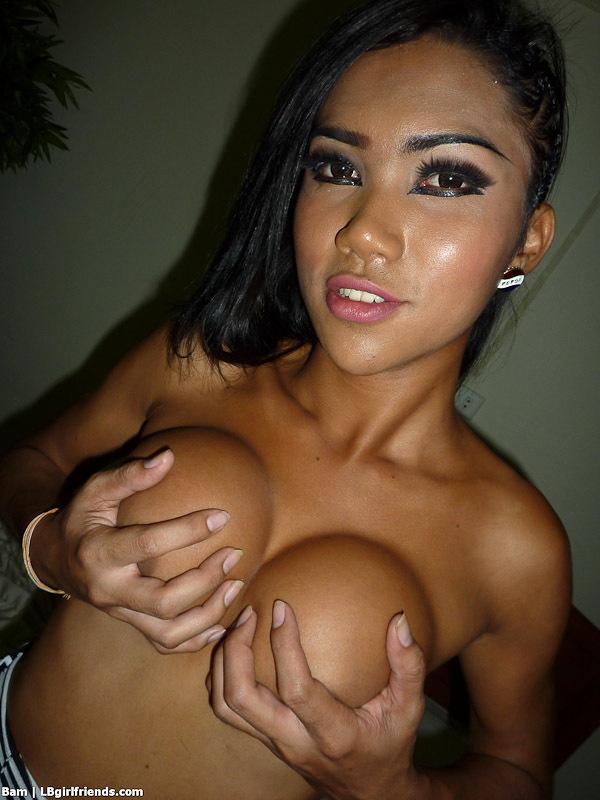 Very Yummy Asian Ts Self Shot